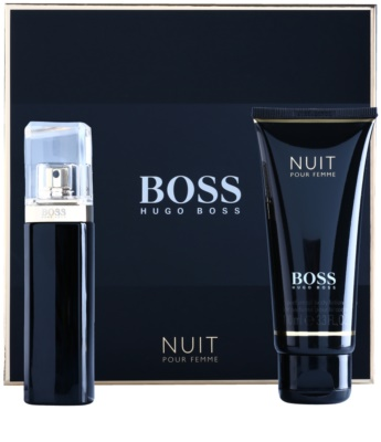 Hugo Boss Boss Nuit Pour Femme dárková sada