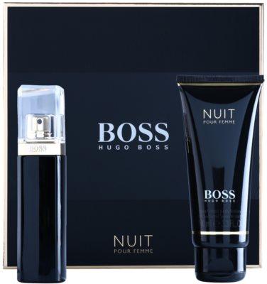 Hugo Boss Boss Nuit Pour Femme Geschenkset
