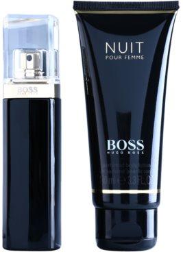 Hugo Boss Boss Nuit Pour Femme set cadou 1