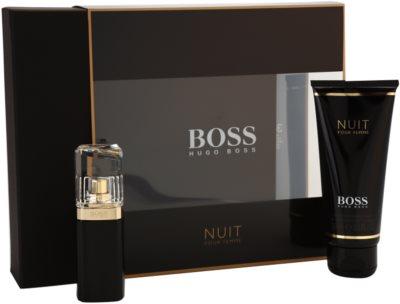 Hugo Boss Boss Nuit Pour Femme Geschenksets