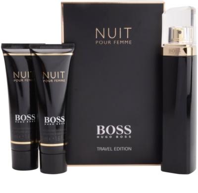 Hugo Boss Boss Nuit Pour Femme подаръчни комплекти