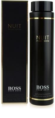 Hugo Boss Boss Nuit Pour Femme leite corporal para mulheres