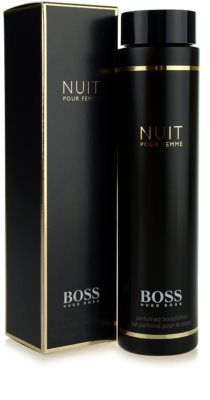 Hugo Boss Boss Nuit Pour Femme Körperlotion für Damen 1