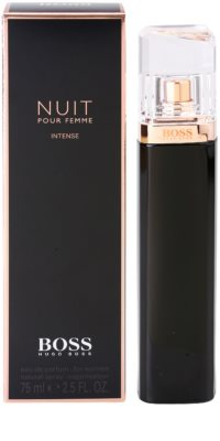 Hugo Boss Boss Nuit Pour Femme Intense woda perfumowana dla kobiet 1