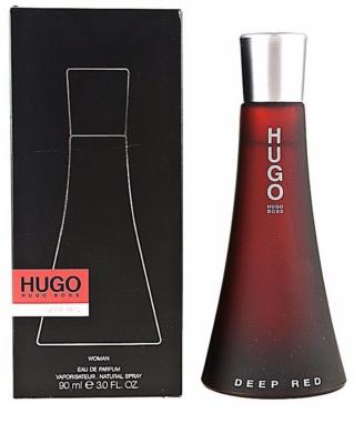 Hugo Boss Deep Red eau de parfum para mujer