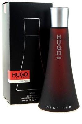Hugo Boss Deep Red парфумована вода для жінок 1
