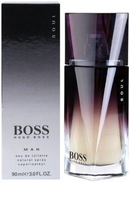 Hugo Boss Boss Soul toaletna voda za moške