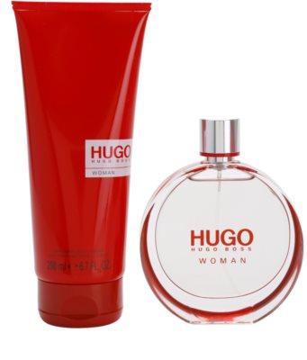 Hugo Boss Hugo Woman (2015) darilni seti 1