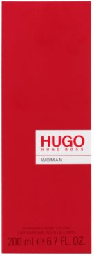 Hugo Boss Hugo Woman Körperlotion für Damen 2