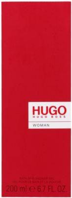 Hugo Boss Hugo Woman gel de ducha para mujer 2