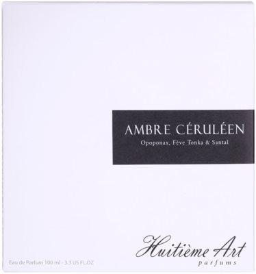 Huitieme Art Parfums Ambre Ceruleen parfémovaná voda unisex 4
