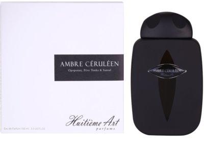 Huitieme Art Parfums Ambre Ceruleen parfumska voda uniseks