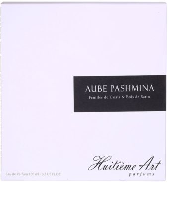 Huitieme Art Parfums Aube Pashmina Eau De Parfum unisex 4