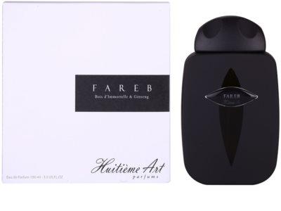 Huitieme Art Parfums Fareb Eau de Parfum unissexo
