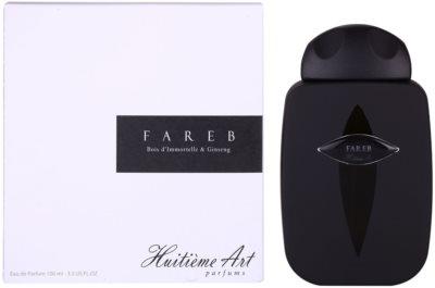 Huitieme Art Parfums Fareb парфюмна вода унисекс