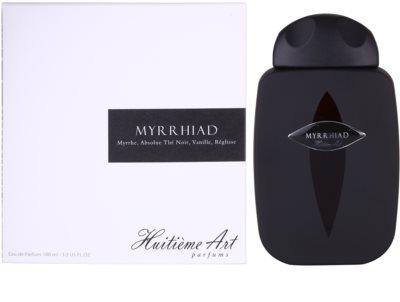 Huitieme Art Parfums Myrrhiad eau de parfum unisex