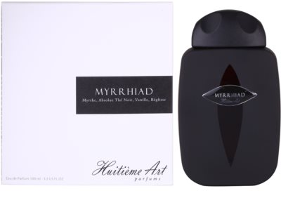 Huitieme Art Parfums Myrrhiad Eau de Parfum unissexo