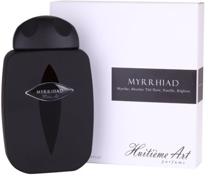 Huitieme Art Parfums Myrrhiad eau de parfum unisex 1