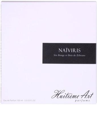 Huitieme Art Parfums Naiviris Eau de Parfum unissexo 4