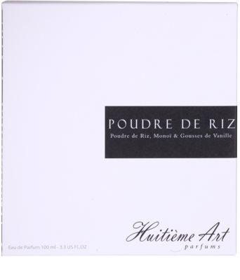 Huitieme Art Parfums Poudre de Riz eau de parfum para mujer 4
