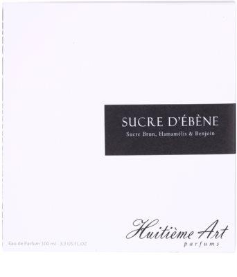Huitieme Art Parfums Sucre d`Ebene Eau De Parfum unisex 4