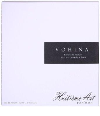 Huitieme Art Parfums Vohina Eau de Parfum unissexo 4