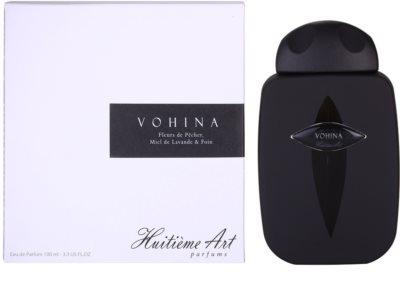 Huitieme Art Parfums Vohina Eau de Parfum unissexo