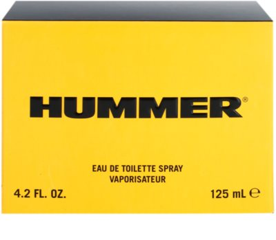 Hummer Hummer Eau de Toilette para homens 3