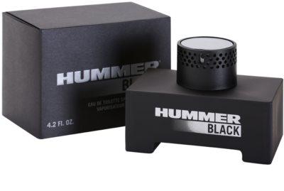 Hummer Black Eau de Toilette para homens 1