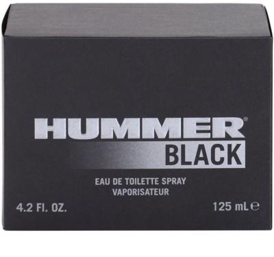 Hummer Black Eau de Toilette para homens 3