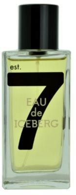 Iceberg Eau de Iceberg 74 Pour Homme туалетна вода для чоловіків
