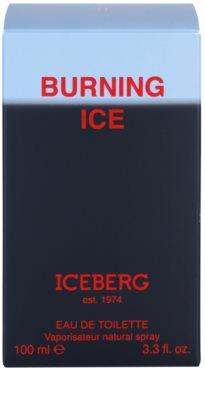 Iceberg Burning Ice toaletna voda za moške 4