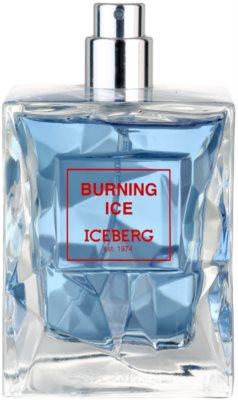 Iceberg Burning Ice тоалетна вода тестер за мъже