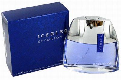 Iceberg Effusion Man eau de toilette férfiaknak
