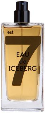 Iceberg Eau de Iceberg Amber toaletní voda tester pro muže