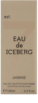 Iceberg Eau de Iceberg Jasmine Eau de Toilette para mulheres 4
