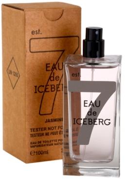 Iceberg Eau de Iceberg Jasmine toaletná voda tester pre ženy 1