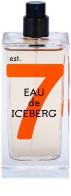 Iceberg Eau de Iceberg Sensual Musk toaletní voda tester pro ženy