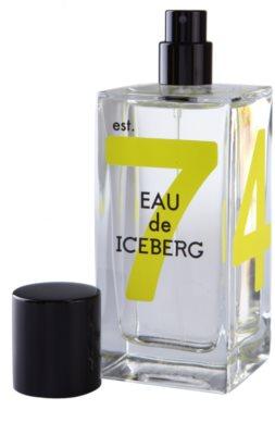Iceberg Eau de Iceberg Sandalwood туалетна вода для чоловіків 3