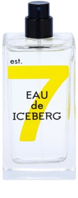 Iceberg Eau de Iceberg Sandalwood eau de toilette teszter férfiaknak
