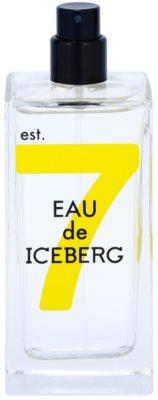 Iceberg Eau de Iceberg Sandalwood toaletní voda tester pro muže