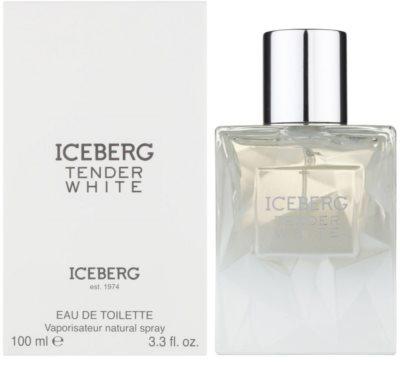 Iceberg Tender White Eau de Toilette pentru femei