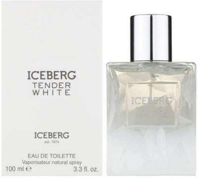 Iceberg Tender White toaletná voda pre ženy