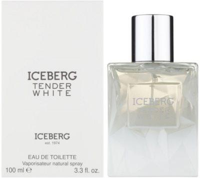 Iceberg Tender White woda toaletowa dla kobiet