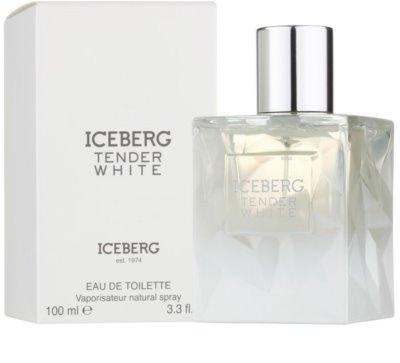 Iceberg Tender White Eau de Toilette pentru femei 2