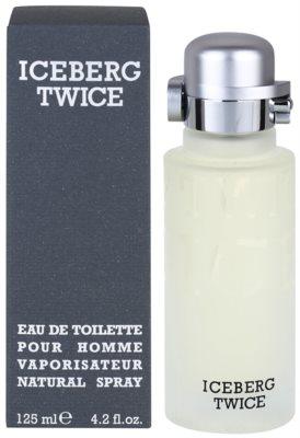 Iceberg Twice pour Homme Eau de Toilette für Herren