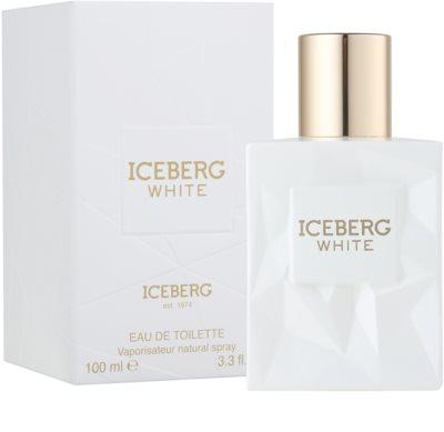 Iceberg White eau de toilette para mujer 1