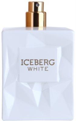 Iceberg White toaletní voda tester pro ženy