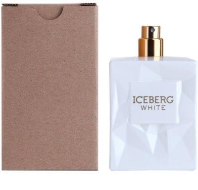 Iceberg White eau de toilette teszter nőknek 1