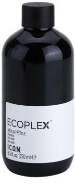 Icon  Ecoplex WashPlex champô de tratamento para cabelos coloridos e frágeis